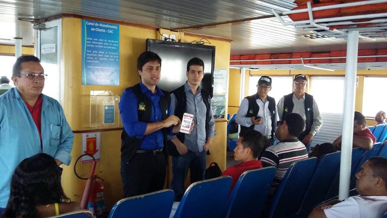 Procon fiscaliza serviço de ferry boat no Maranhão