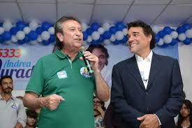 Ricardo com Edinho
