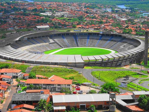 Estádio Governador João Castelo vai ter que mudar  de nome