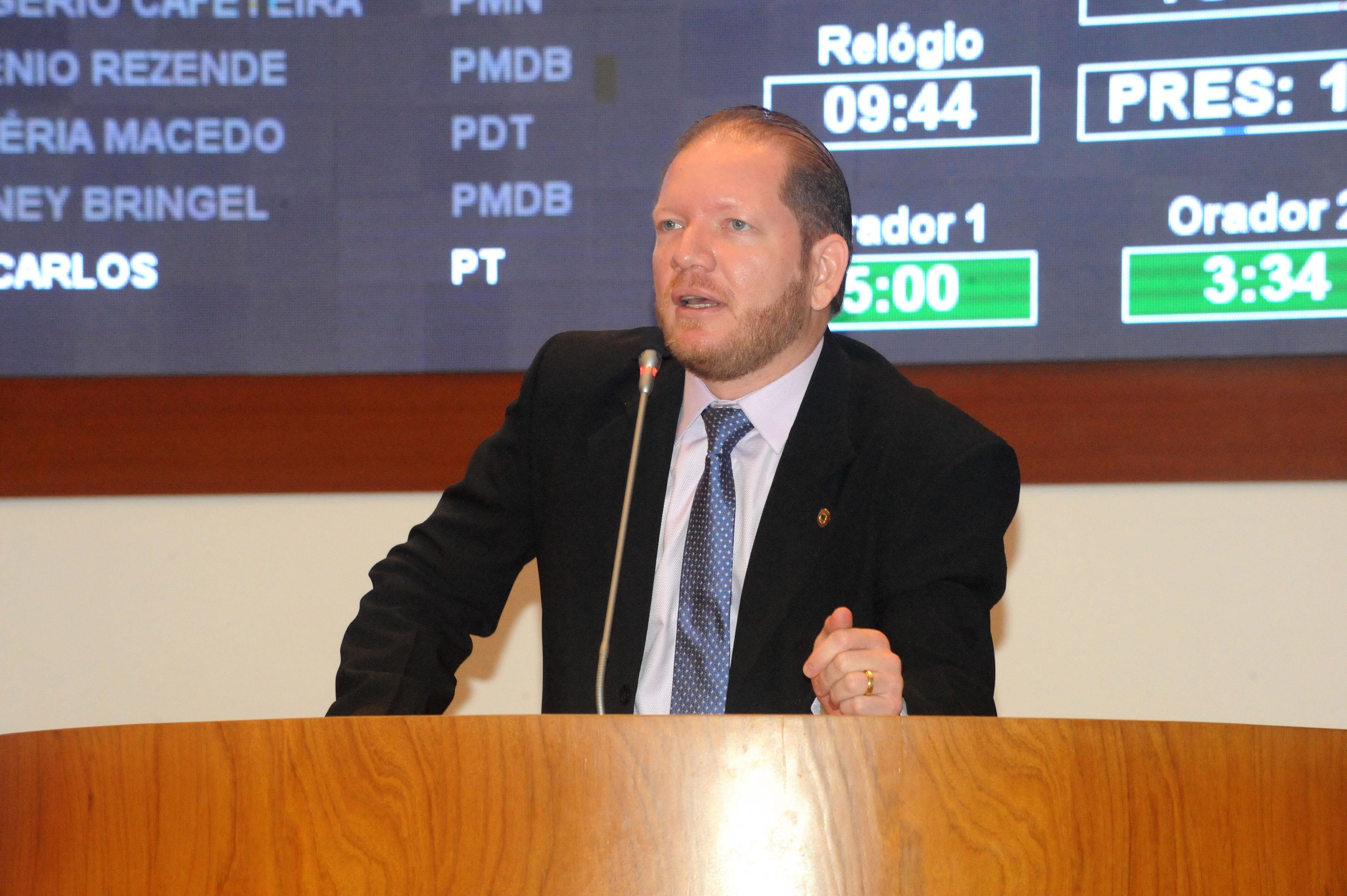 Autor da proposição, Othelino deverá presidir a Comissão Especial
