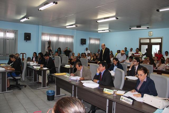 C^mara aprovou o Plano Municipal de Educação