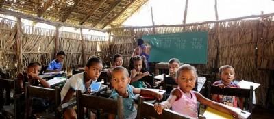 Escolas de taipa, barros d palha foi mais uma herança deixada pelos governos da oligarquia