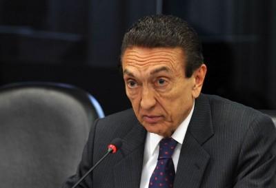 Senador Edison Lobão consta nas mensagens do ex-presidente da OAS, Léo PInheiro