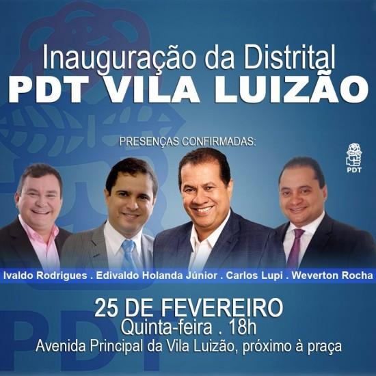 Distrital Vila Luizão