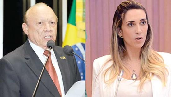 Grupo de João Alberto vai com Andréa