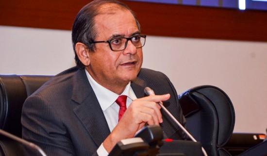 presidente Humberto Coutinho é consenso entre os deputados