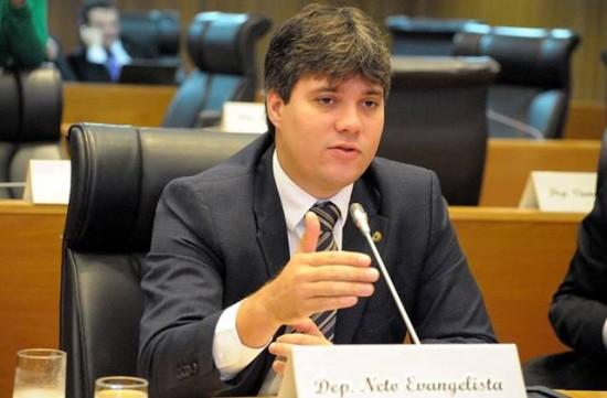Neto Evangelista entra na disputa no PSDB para ser candidato a prefeito