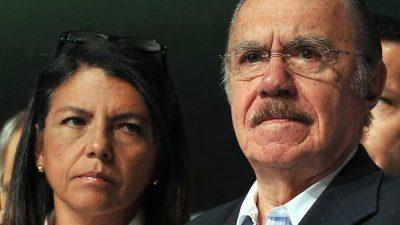 Enrolada em escândalos de corrupção, Roseana nem foi lembrada para ocupar Ministério