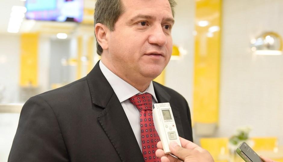 Simplício Araújo, secretário de Indústria e Comércio