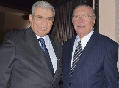Resultado de imagem para Garibaldi Alves e Sarney